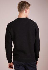 Barbour International - ESSENTIAL CREW  - Sweatshirt - black - 2