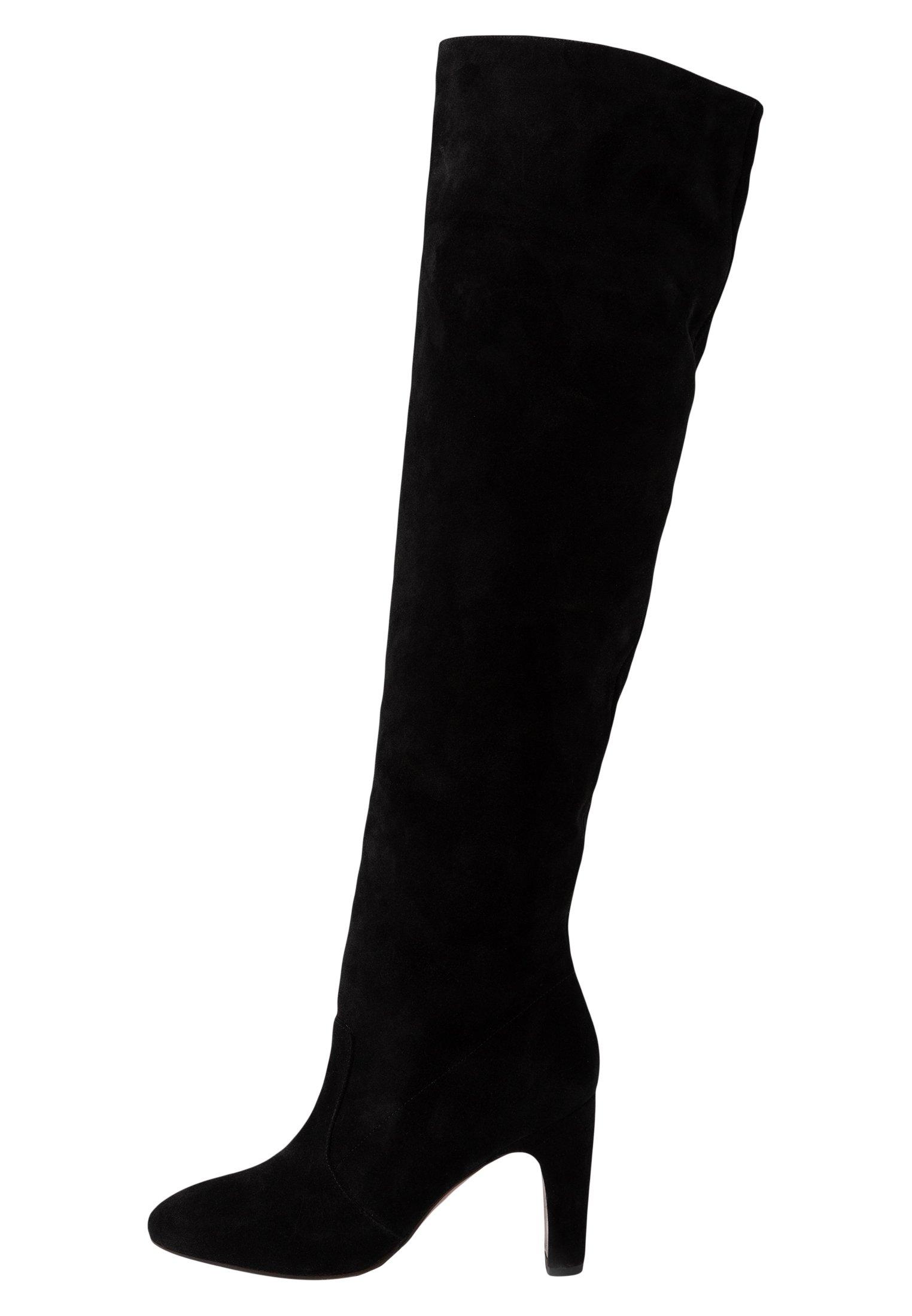 Chie Mihara Snørestøvler - black