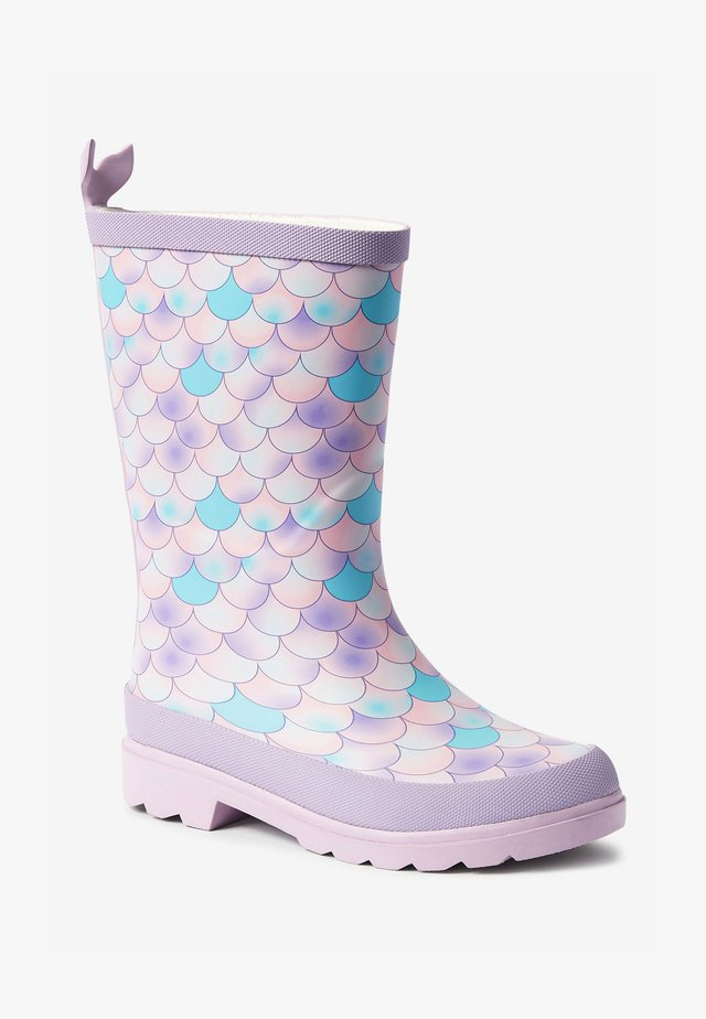 MERMAID  - Gummistiefel - lilac