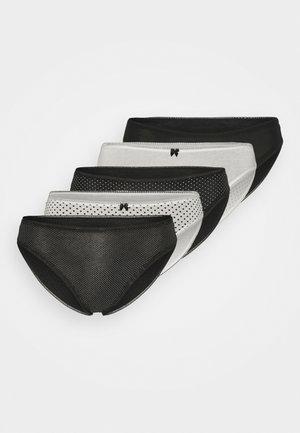 MONO 5 PACK - Briefs - black mix