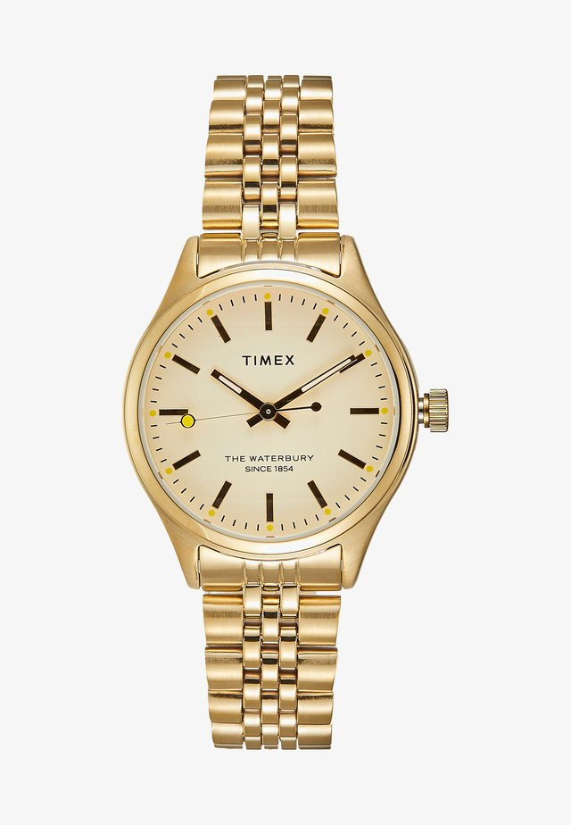 WATERBURY - Montre - gold-coloured