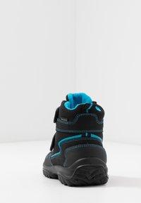 Superfit - SNOWCAT - Winter boots - schwarz/blau - 3