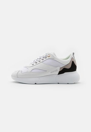 W3RD UNISEX - Sneakers laag - white/black/grey