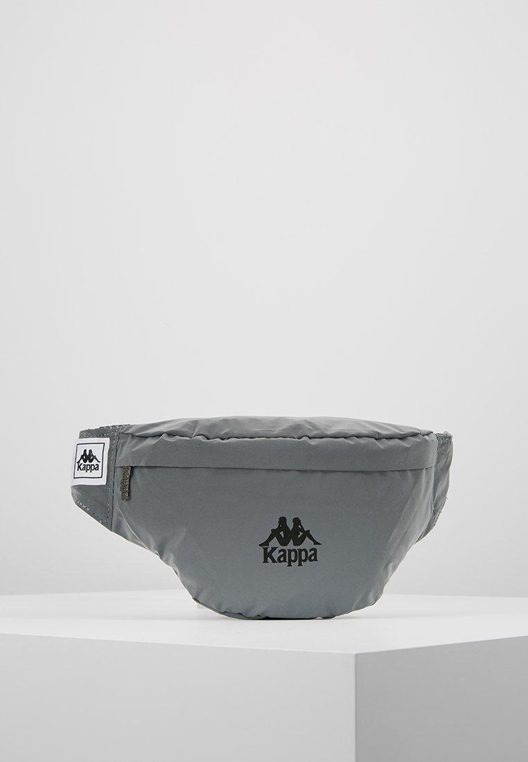 Justicia Inmunidad División  Kappa EDION - Bum bag - silver - Zalando.co.uk