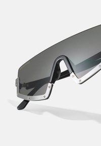 Urban Classics - SUNGLASSES SANTA MARIA UNISEX - Sluneční brýle - black/silver-coloured - 3