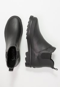 Sanita - FELICIA WELLY - Regenlaarzen - black - 3