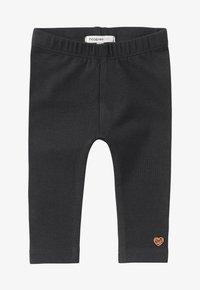 Noppies - CRADOCK - Leggings - Trousers - phantom - 0