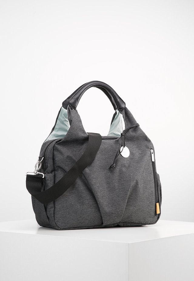 GLOBAL BAG ECOYA® - Sac à langer - anthracite