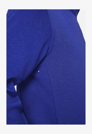 PLAYER HALFZIP - Sweatshirt - concord/concord/brushed silver
