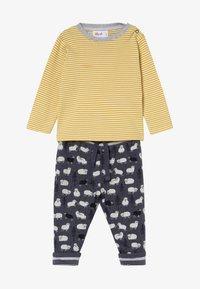 People Wear Organic - SET BABY - Kalhoty - senfgelb - 4