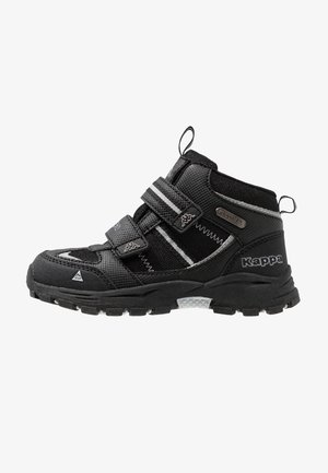 HOVET TEX UNISEX - Hiking shoes - black/silver