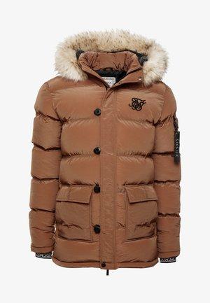 PUFF - Winter coat - rust