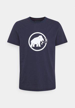 CLASSIC  - Print T-shirt - marine