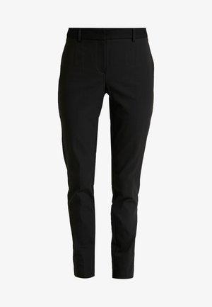 ECLASSY SLIM - Kalhoty - noir
