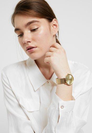 PYPER - Horloge - gold-coloured