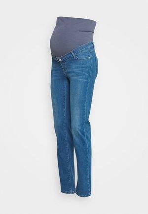 PANTS STRAIGHT - Jeansy Straight Leg - lightwash