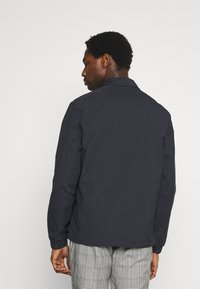 Selected Homme - SLHSUSTAINABLE ICONICS COACH - Summer jacket - sky captain - 2