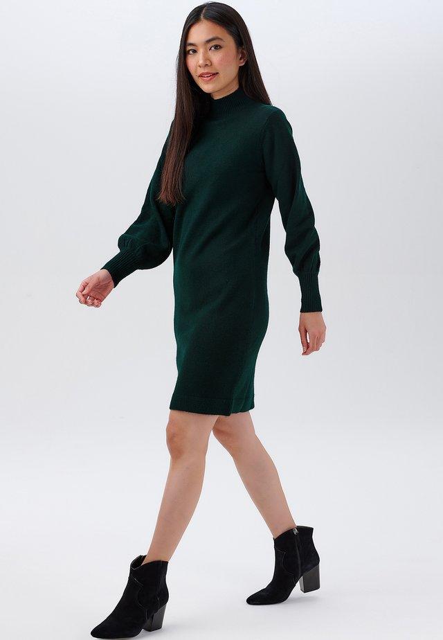CHELSEA DEEP PACIFIC - Jumper dress - green