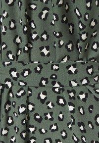 ONLY - ONLHANNOVER SHIRT DRESS - Skjortekjole - laurel wreath - 2