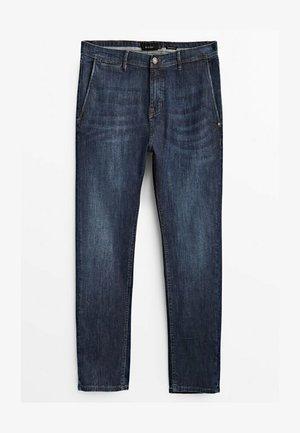 STONE - Slim fit jeans - dark blue