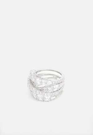 TWIST WRAP  - Bague - silver-coloured