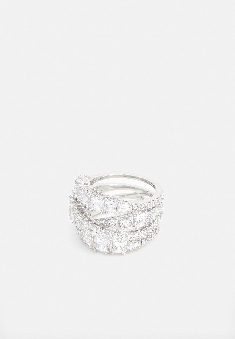 Swarovski - TWIST WRAP  - Anillo - silver-coloured