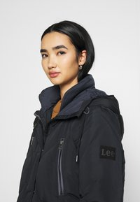 Lee - ELONGATED - Winter coat - black - 5