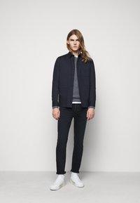 The Kooples - Straight leg jeans - blue black - 1