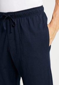 Schiesser - BASIC - Pyjamahousut/-shortsit - dark blue - 4