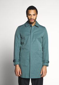 River Island - AIRFORCE CAR - Trenchcoat - blue - 0