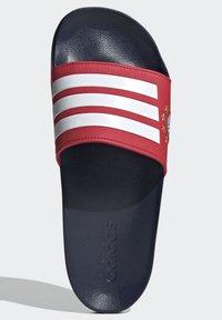 adidas Performance - ADILETTE SHOWER SLIDES - Badslippers - red - 2