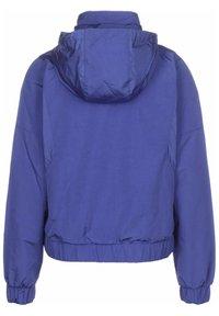 Urban Classics - CRINKLE - Light jacket - blue - 1