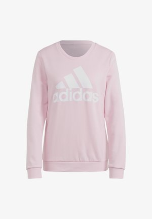 ESSENTIALS - Sweatshirt - pinkweiss