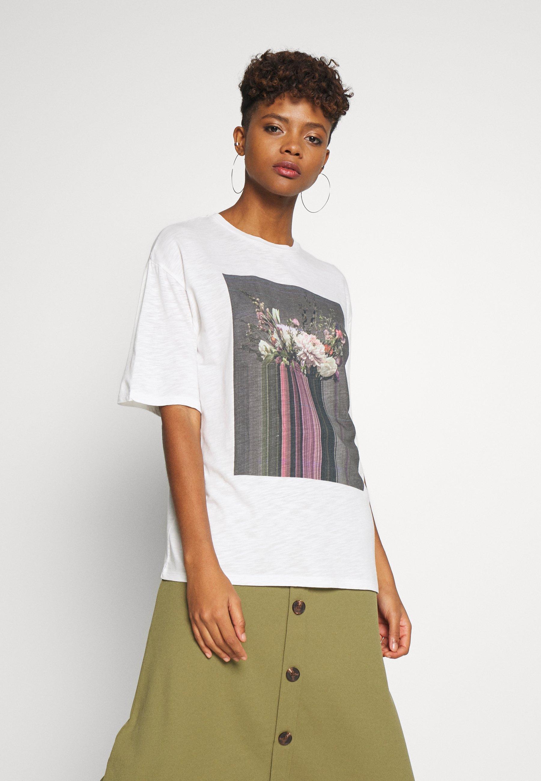 Women ELLISON GRAPHIC TEE - Print T-shirt