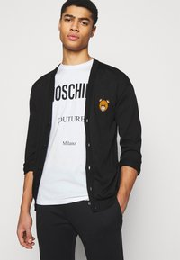 MOSCHINO - Print T-shirt - white - 4