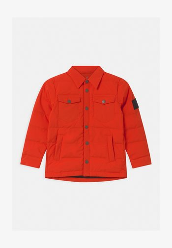 CESC UNISEX - Down jacket - red