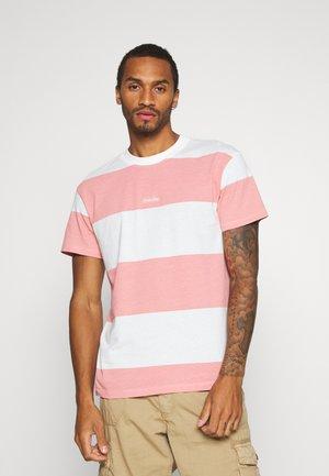JORSCAPET TEE CREW NECK - Print T-shirt - rosette