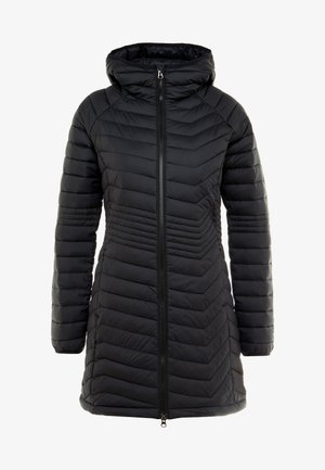 POWDER LITE MID JACKET - Winter coat - black