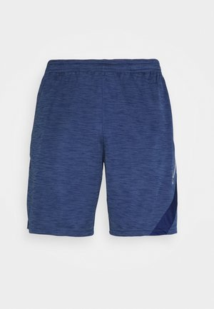 DRY ACADEMY SHORT - Short de sport - blue void heather/white