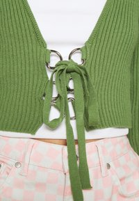 The Ragged Priest - PURIFIED - Vest - green - 5
