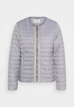 CRGILLIANA QUILT JACKET - Winter jacket - silver sconce