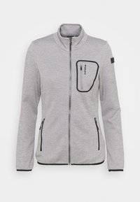 Icepeak - VALENCIEN - Fleece jacket - light grey - 4