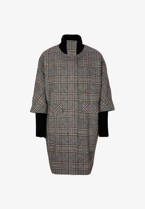 Short coat - grey/black check