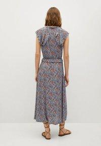 Mango - Day dress - azul - 1