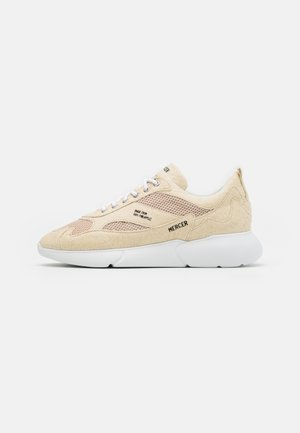 W3RD - Baskets basses - cream