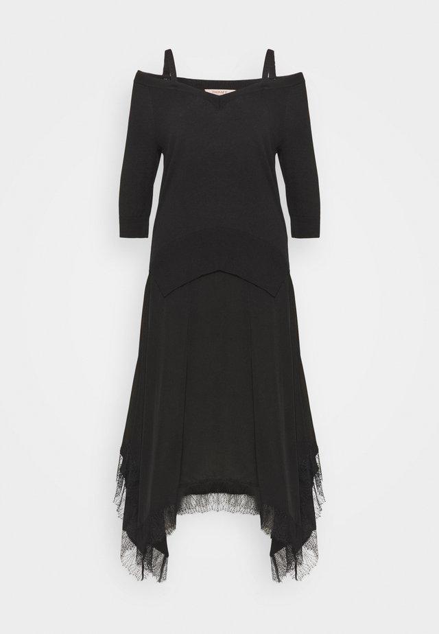 ABITO - Denní šaty - nero