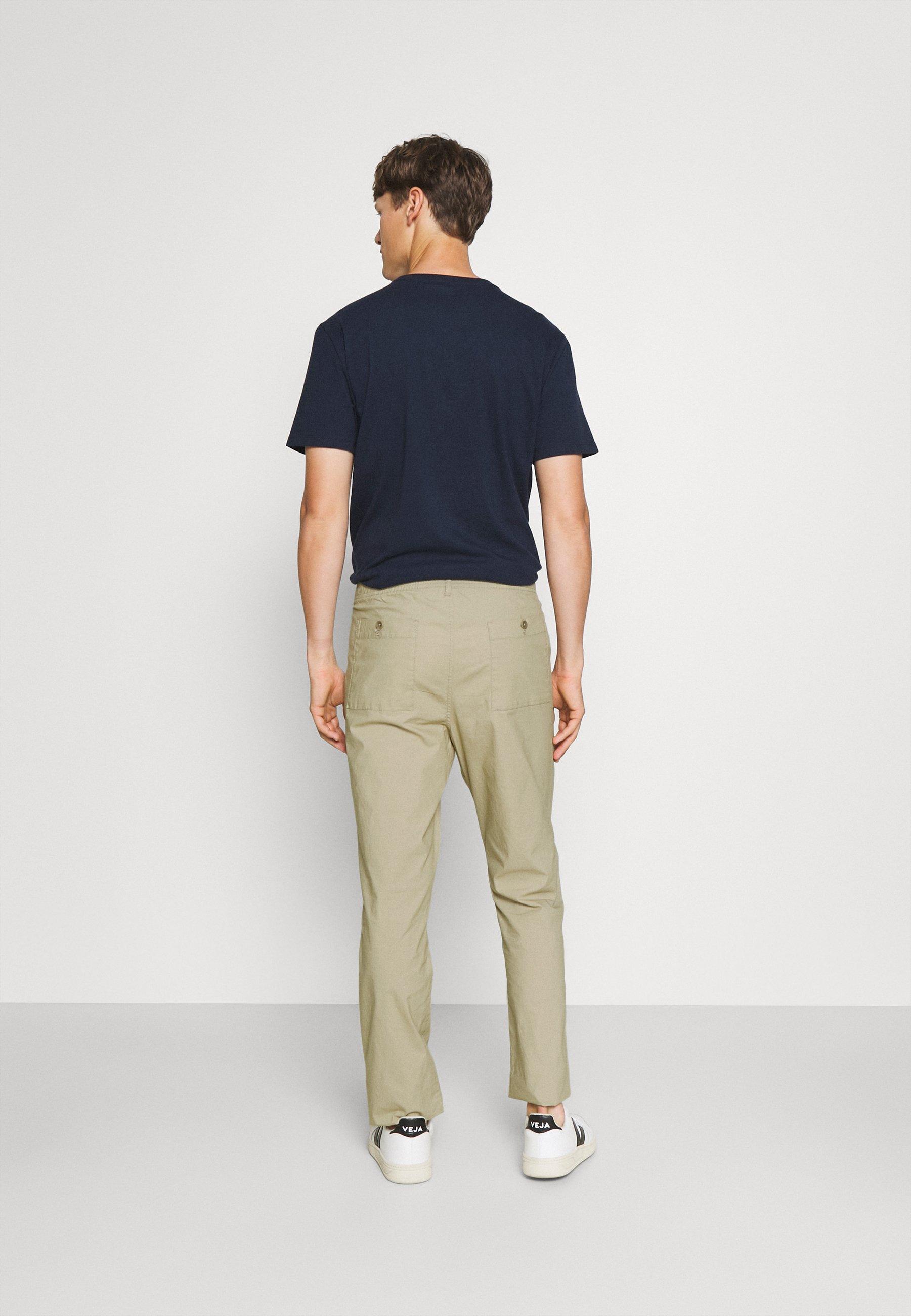 Uomo SLIM TAPER EASY PANT - Pantaloni