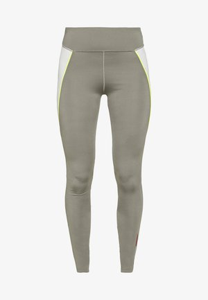 HIGHWAIST TRAINING LEGGING - Leggings - grey