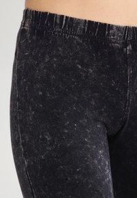 Urban Classics - Leggings - Trousers - darkgrey - 4