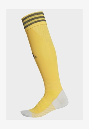 CLIMACOOL TECHFIT FOOTBALL KNEE SOCKS - Knee high socks - gold